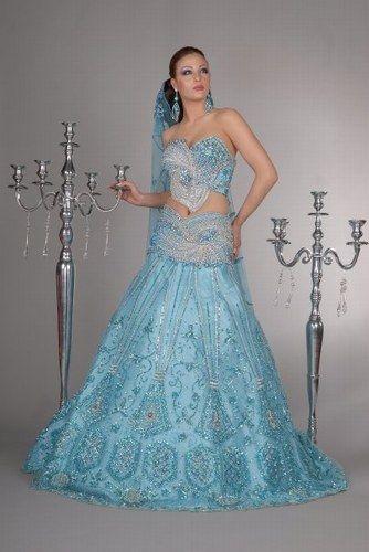 Robe de Mariée Tunisienne Keswa Outia  Tunisie-debout  Pinterest ...