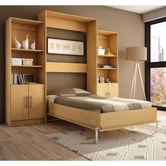 Stella Home Furniture S207-5 Esa Wall Bed