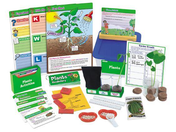 Plants Activity Tub - Gr. 1-3:
