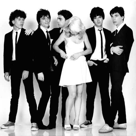 Blondie – One Way or Another (single cover art)