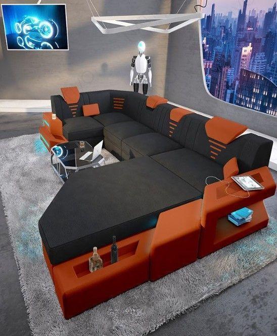 Cre Er Uw Eigen Nativo Bank Naar Eigen Wens Verfraai Uw Interieur Met De Prachtige Vormgevin With Images Luxury Sofa Living Room Sofa Design Modern Furniture Living Room