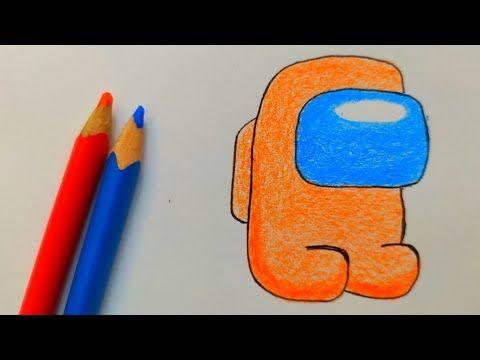تعلم رسم لعبة امونج اس رسم Among Us رسم سهل Youtube Art Electronic Products Phone Cases