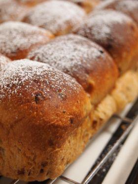 「Ramミックスフルーツパン」ひよたmama | お菓子・パンのレシピや作り方【corecle*コレクル】