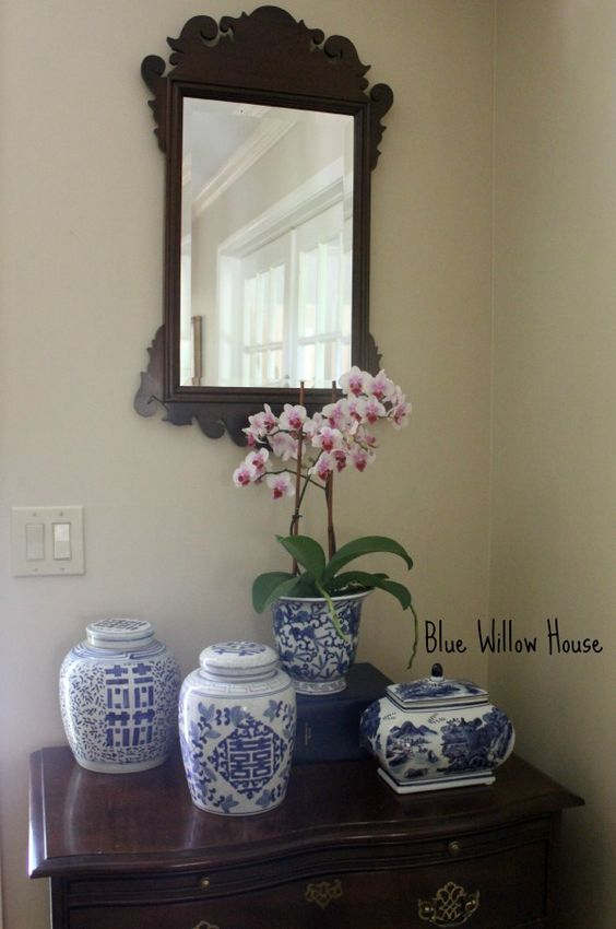 Flowers Adding the Wow Factor | The Blue Willow House