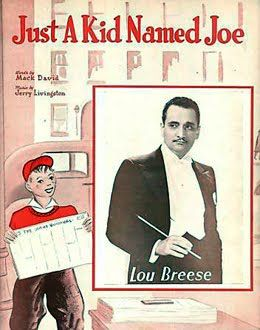 Just A Kid Named Joe