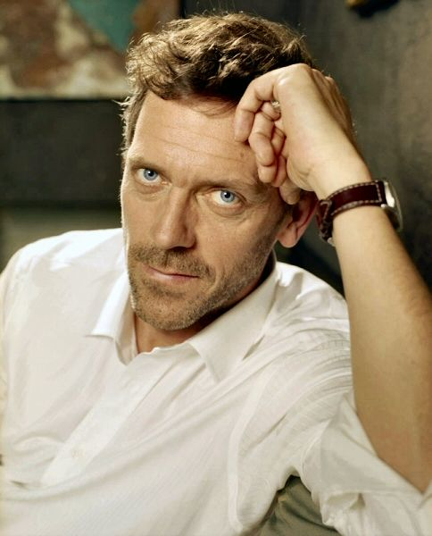 Hugh and his eyes, gets me every time.      Google Image Result for http://images.wikia.com/house/images/e/ef/Hugh_laurie_01.jpg