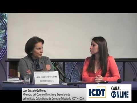 Reforma Tributaria Estructural - Entrevista Dra. Lucy Cruz de Quiñones