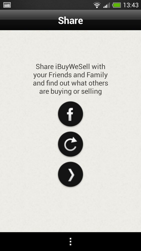 The app's simple, user-friendly interface also allows for a pleasant mobile experience. iBuyWeSell is currently available in Sweden, Australia, India, UK, and USA with new markets coming in the near future. iBuyWeSell - we help you find new homes for your old and unused goods.  www.ibuywesell.com