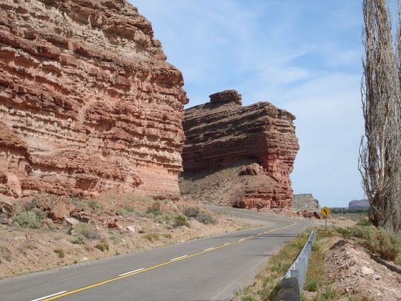 Los Altares, Chubut