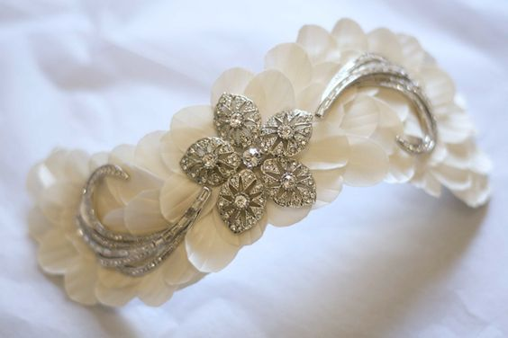 Deco and Jewel Headpiece