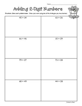 Worksheets Addition And Subtraction Practice Worksheets addition and subtraction practice worksheets i created this 2 digit worksheet pack
