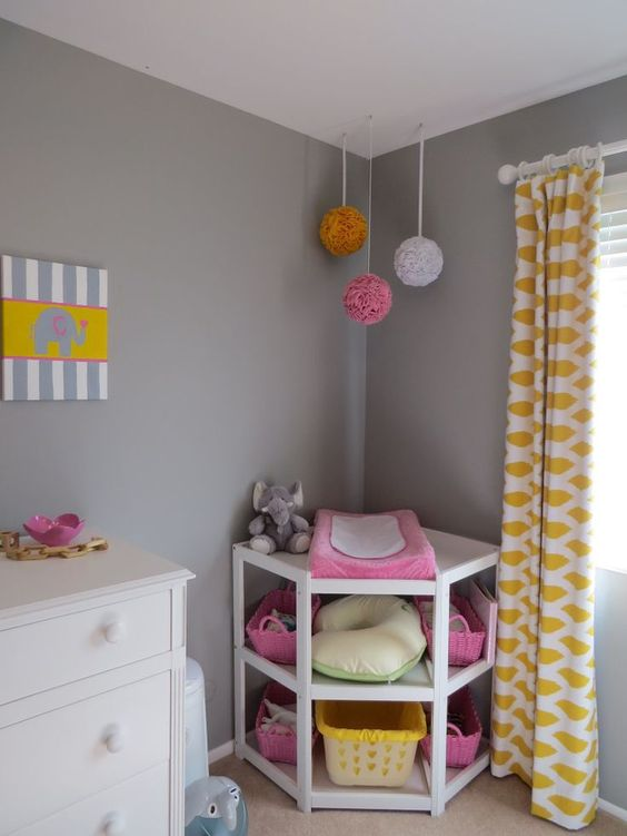 corner station Baby Changing Tables Galore: Ideas & Inspiration