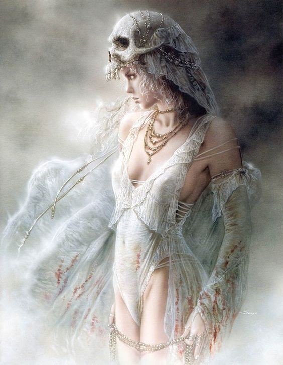 Luis Royo - The Counter of Time