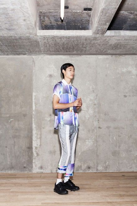 We Are Selecters · GLITCH ELEGANT PANTS by Vanesa Krongold