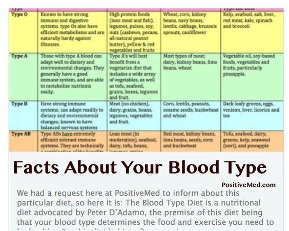 Genotype Diet Food Lists