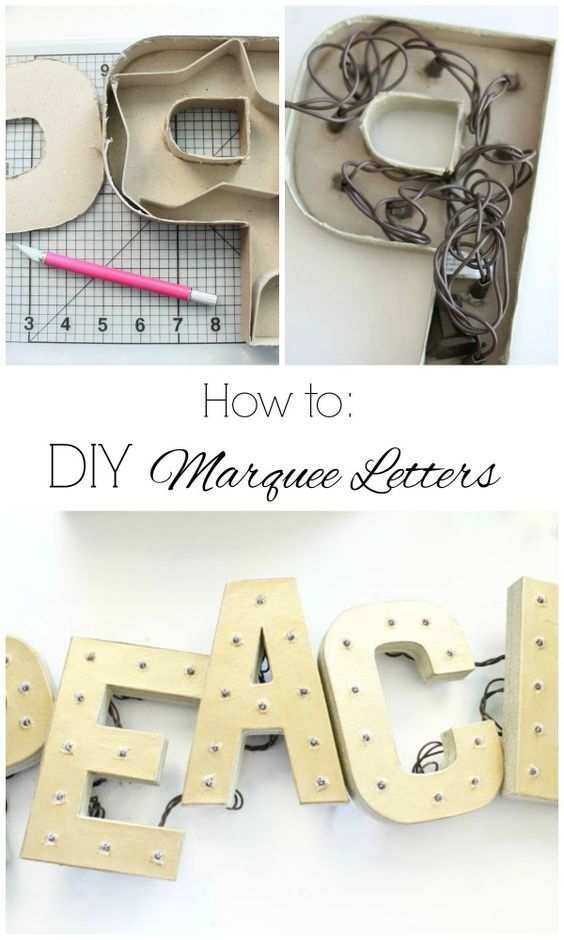 diy marquee letters diy marquee letters marquee letters make your and how 21387