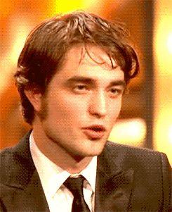 Robfanforlife ♥ — feisty-angel34:    Robert Pattinson at Bafta...