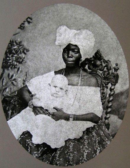 Retratos da escravidão: