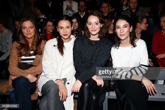 Laurel Arrivals - Mercedes-Benz Fashion Week Berlin Autumn/Winter 2016   Getty Images
