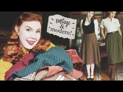 Hello Autumn Try On Thrift Vintage Haul Youtube Thrifting Vintage Videos I Love You All