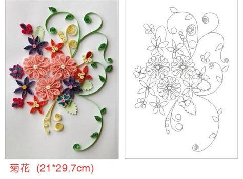 18+ Quilling paper designs step by step ideas