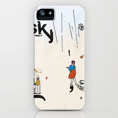 Sky iPhone & iPod Case by canefantasma - $35.00 @society6