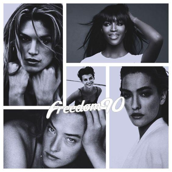 """"""" Freedom'90 """" est un appel d'air, un hymne à la liberté ou George Michel…"""