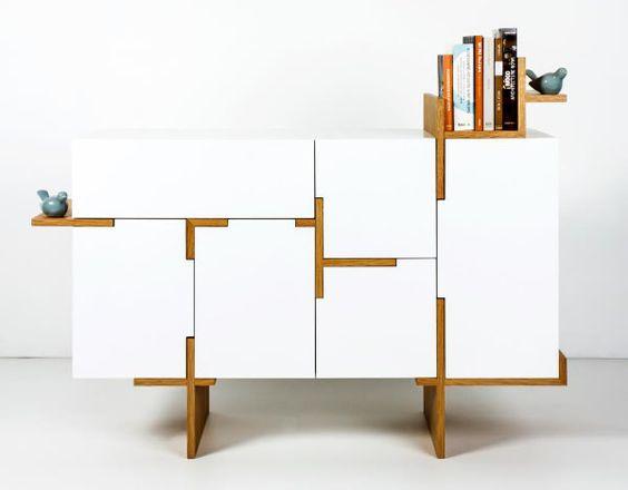 Buffet ramifié par Filip Janssens | Blog Esprit-Design : Blog Design & Project & Inspiration