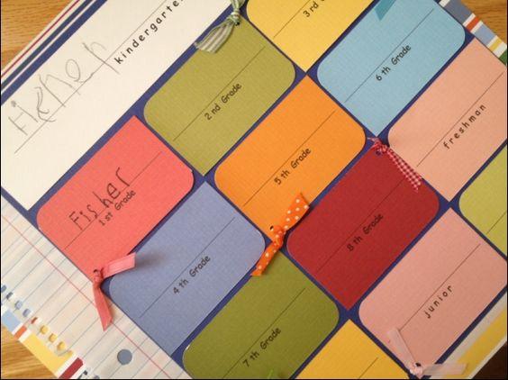 keep a sample of child's signature every school year: Kids Signature, Childs Handwritten, School Year, Handwriting Sample, Child S Handwritten, Kids Memories, Child S Signature, Childs Signature
