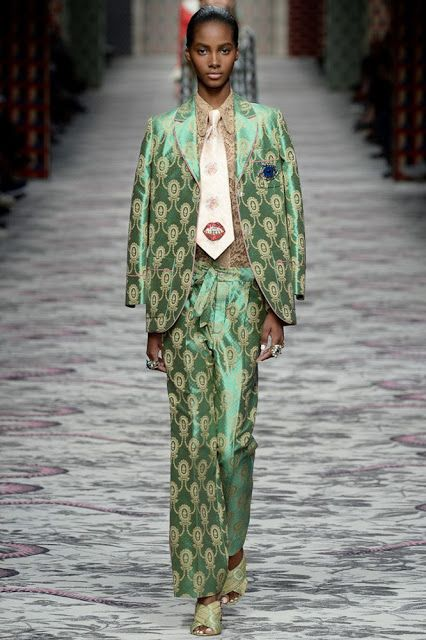 Gucci 2016SS | About A Girl...