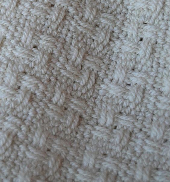 Handwoven Lacy Organic Merino Wool Lap Robe Baby Blanket