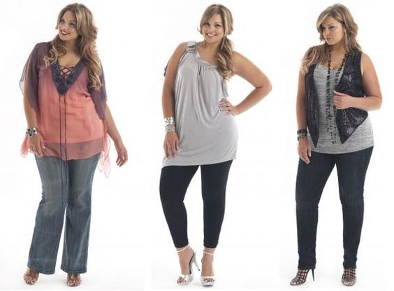 Cute Outfits For Women | Cute Plus Size Jeans | Cute Plus Size ...