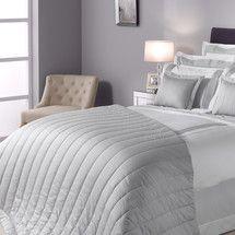 Champagne Hotel Hampton Collection Bedspread #Dunelm #Decor #Nautical #Home