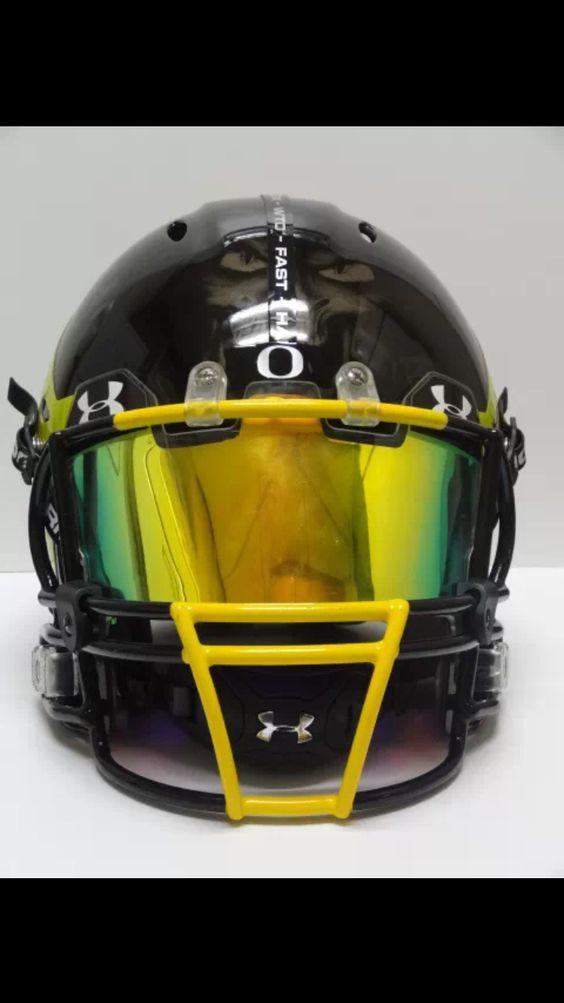 Iridium Oakley Football Visor | Louisiana Bucket Brigade