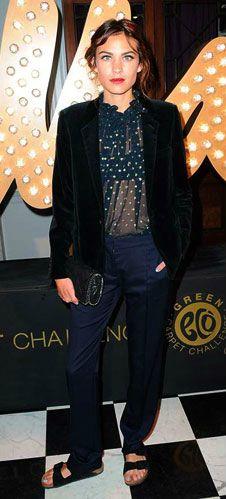 Alexa Chung - TOP 10 STYLISH WOMEN! http://www.hiphunters.com/magazine/2015/02/25/style-crush-top-10-stylish-women/