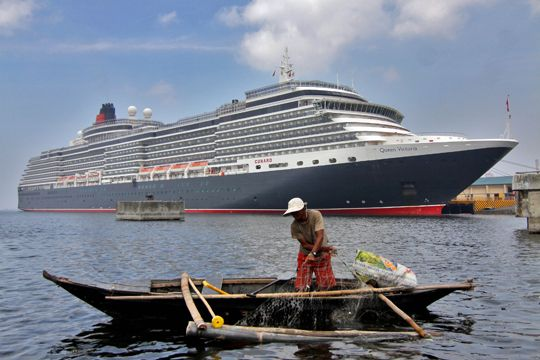 Cunard Launches the 2017 Voyage Program Cruises Pinterest - cruise ship chef sample resume