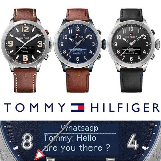 Znalezione obrazy dla zapytania smartwatch tommy hilfiger