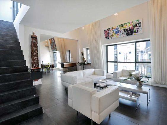 Penthouse - PARIS 16 - France - 6 pièces - 2 chambres - 200 m² - Daniel Féau Immobilier