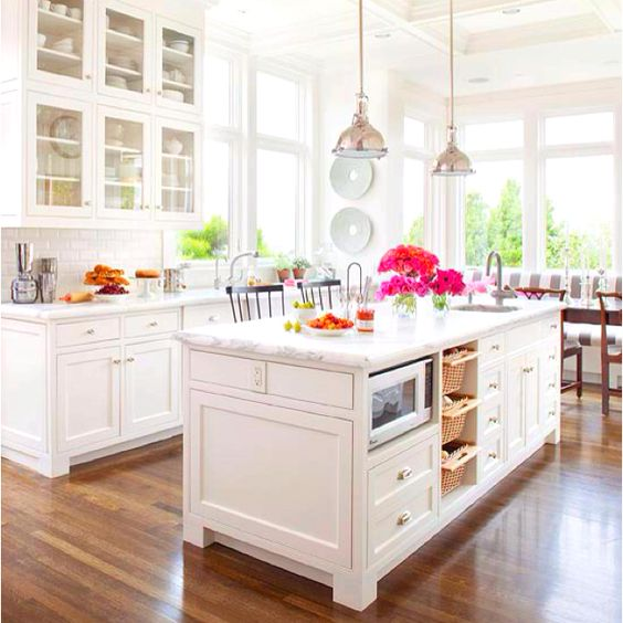 Just Kitchen Ideas: I Love Bright, Bold Colors, But There Is Just Something So
