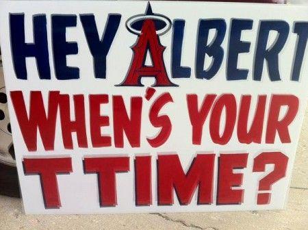 Sorry, Albert