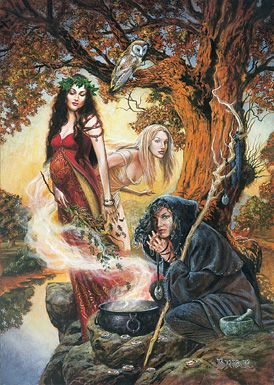 Triple Goddess - who is she and how does she relate to your life?