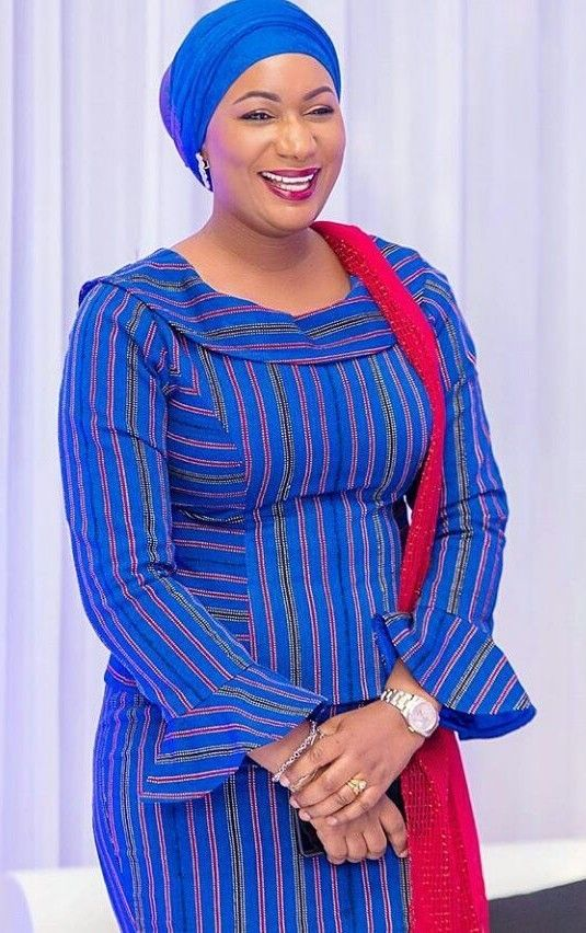Samira Bawumia Fashion Photos You have never seen