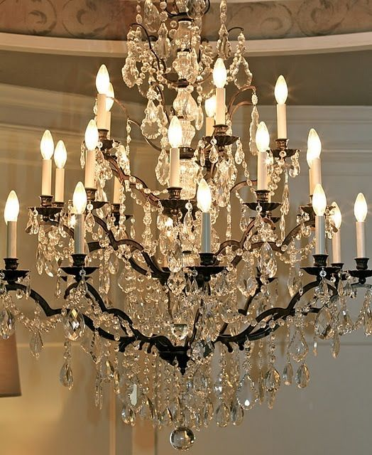 Lovely chandelier