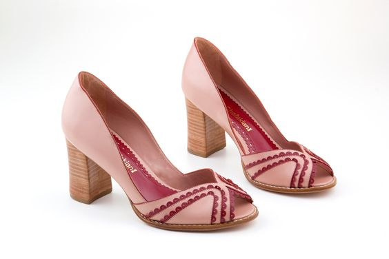 Sarah Chofakian, summer 2014 shoes