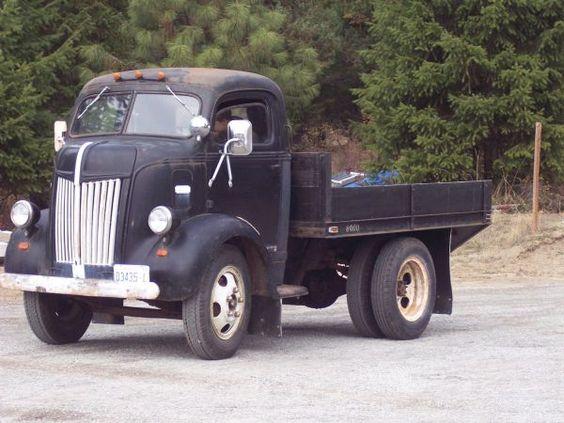1947 ford coe autos trucks trailers etc pinterest - Craigslist michiana farm and garden ...