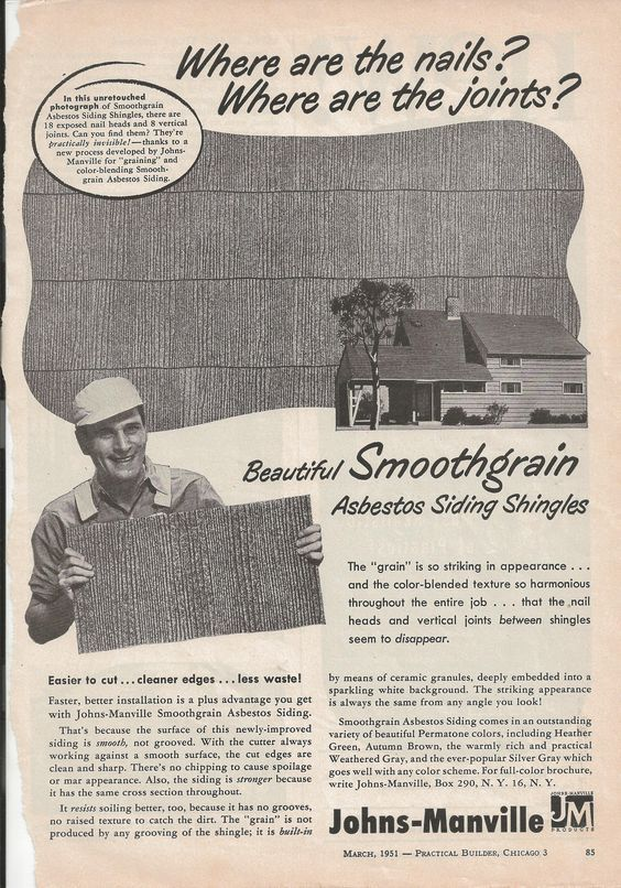 How To Safely Remove Asbestos Siding Asbestos Siding Siding Removal Shingle House
