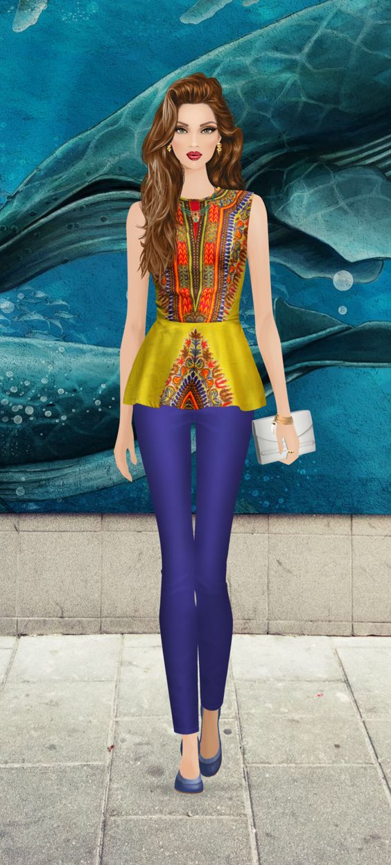 Muralist event by Covet Fashion Game
