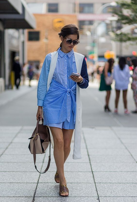 trend gingham