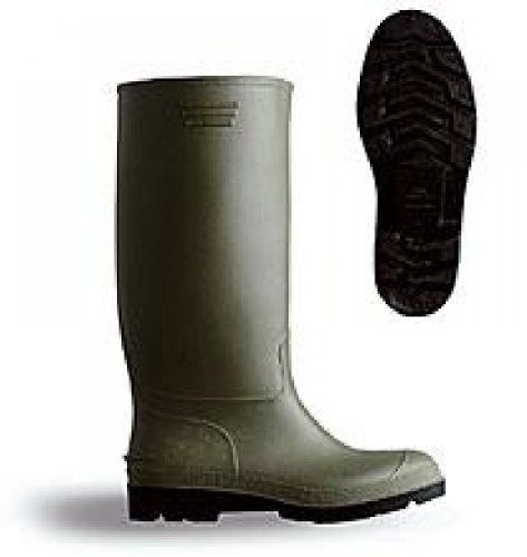 B-Dri Green Dunlop Waterproof Welly Wellies Wellington Boots | UK 10.5 - http://on-line-kaufen.de/b-dri/uk-10-5-b-dri-green-dunlop-waterproof-welly-wellies
