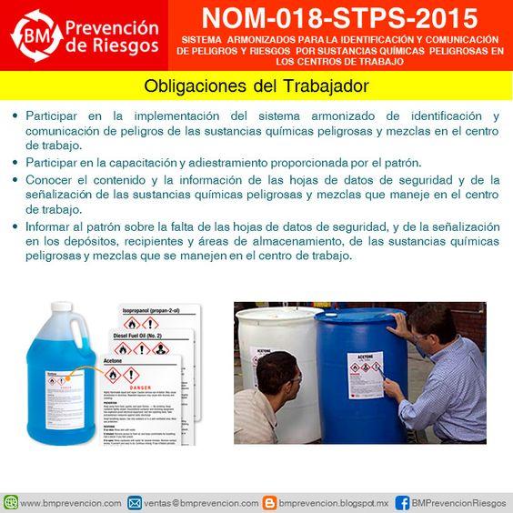 15 Nom 018 Stps 2015